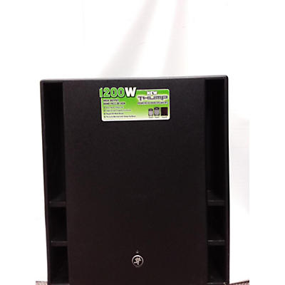 Mackie 2018 Thump18S Powered Subwoofer