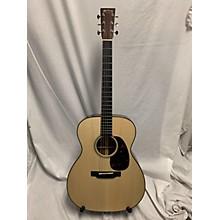 Martin 2019 0000-18 Sinker Mahogany Acoustic Guitar