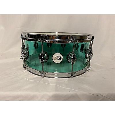 DW 2019 14X6.5 Design Series Acrylic Snare Drum