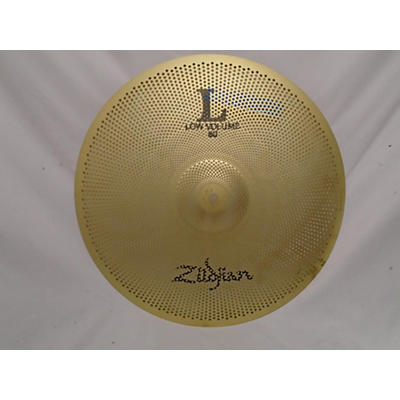 Zildjian 2019 18in L80 Low Volume Ride Cymbal