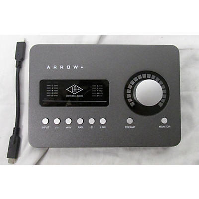 Universal Audio 2019 ARROW Audio Interface