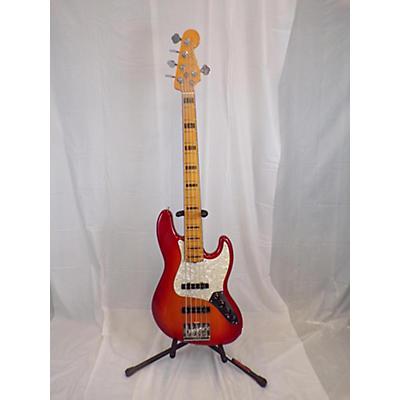 Fender 2019 American Ultra Jazz Bass V Electric Bass Guitar