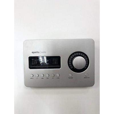 Universal Audio 2019 Apollo SOLO Audio Interface