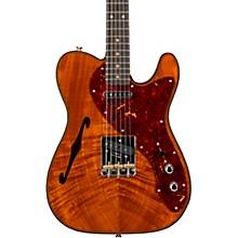 Fender Custom Shop 2019 Artisan Koa Thinline Telecaster Electric Guitar