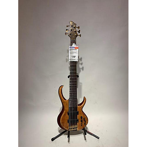 Ibanez 2019 BTB1906 6 String Electric Bass Guitar Maple