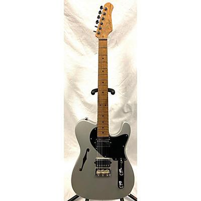 Suhr 2019 Custom Alt T HH W/Roasted Maple Birdseye Neck Hollow Body Electric Guitar