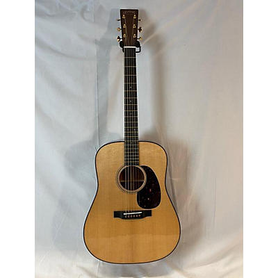 Martin 2019 D18 Modern Deluxe Acoustic Guitar