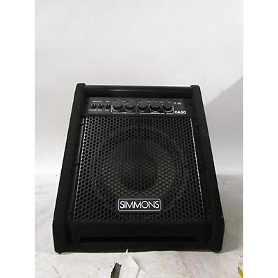 Simmons 2019 DA50 50W Drum Amplifier