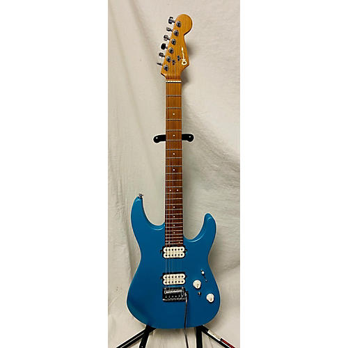 Charvel 2019 Dk24 Pro Mod Solid Body Electric Guitar BLUE FROST