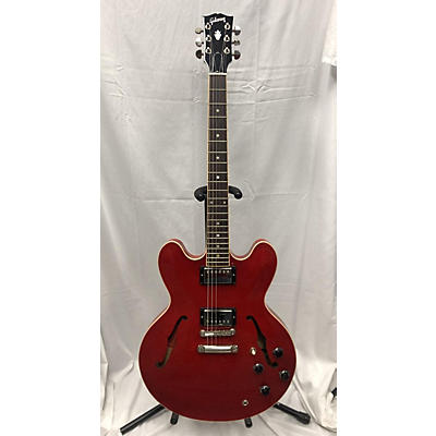 Gibson 2019 ES335 Figured Hollow Body Electric Guitar
