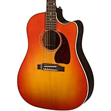 Gibson 2019 J-45 Avant Garde Mahogany Acoustic-Electric Guitar