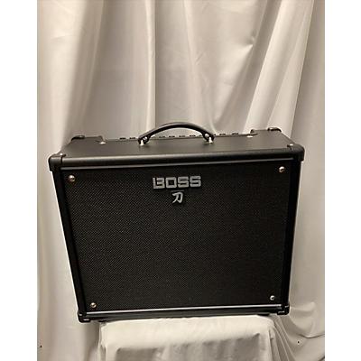 BOSS 2019 Katana 100 100W 1X12 Guitar Combo Amp