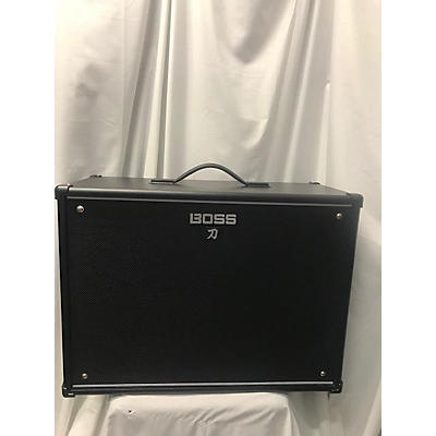 BOSS 2019 Katana Cab 212 150W 2X12 Guitar Cabinet