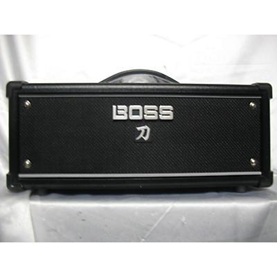 Boss 2019 Katana KTN-Head 100W Solid State Guitar Amp Head