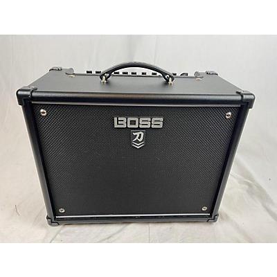 Boss 2019 Katana KTN50 50W 1X12 Guitar Combo Amp
