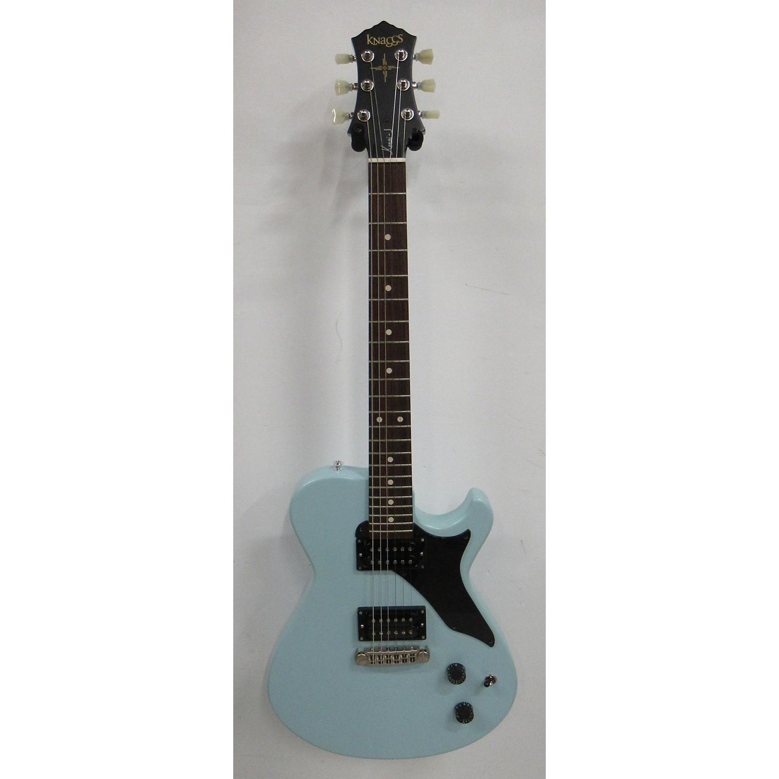 Knaggs 2019 Kenai J H2 Solid Body Electric Guitar