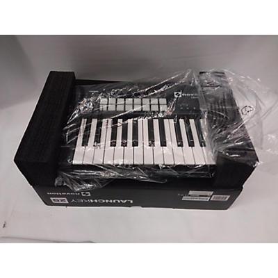 Novation 2019 Launchkey 25 Key MIDI Controller