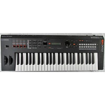 Yamaha 2019 MX49 49 Key Keyboard Workstation