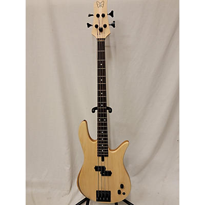 Fodera Guitars 2019 Monarch 4 Standard P Electric Bass Guitar