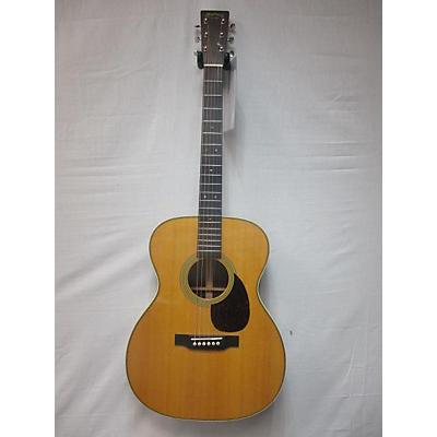 Martin 2019 OM28 Reimagined Acoustic Guitar