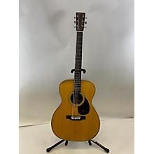 Martin 2019 OM28e Standard Acoustic Electric Guitar