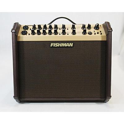Fishman 2019 PROLBX600 Loudbox Artist 120W Acoustic Guitar Combo Amp