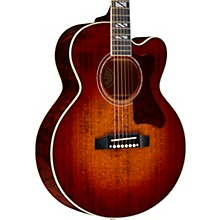 Gibson 2019 Parlor Chroma Acoustic-Electric Guitar