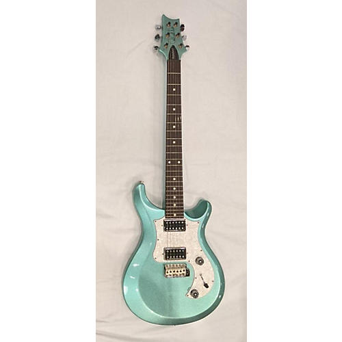 PRS 2019 S2 Std Solid Body Electric Guitar frost green metallic