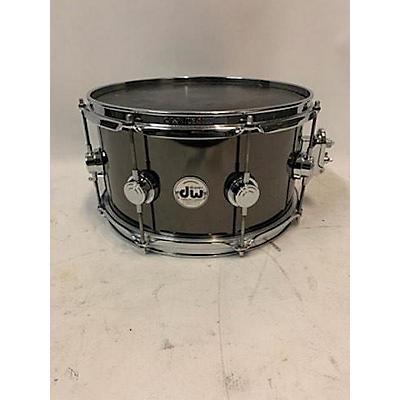 DW 2020 13X7 Collector's Series Satin Black Drum