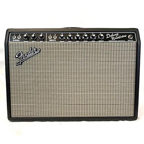 Fender 2020 1965 Reissue Deluxe Reverb 22W 1x12 Tube Guitar Combo Amp