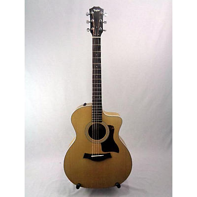 Taylor 2020 214CE Koa Acoustic Electric Guitar