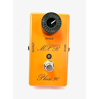 MXR 2020 CSP101SL Custom Shop Phase 90 With Led Effect Pedal