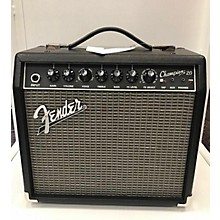 Fender 2020 Champion 20 Guitar Combo Amp