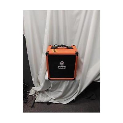 Orange Amplifiers 2020 Crush Bass 25 Bass Combo Amp