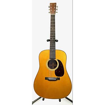 Martin 2020 D28 Authentic 1937 Aged Reissue Acoustic Guitar