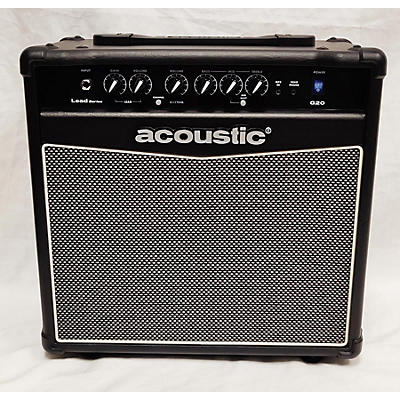 Acoustic 2020 G20 20W 1x10 Guitar Combo Amp