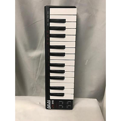 Akai Professional 2020 LPK25 MIDI Controller