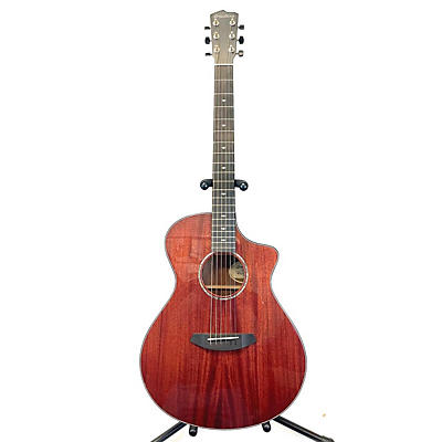 Breedlove 2020 Limited Run Premier Concert Cosmo CE Acoustic Electric Guitar