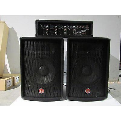 Harbinger 2020 M60 Sound Package