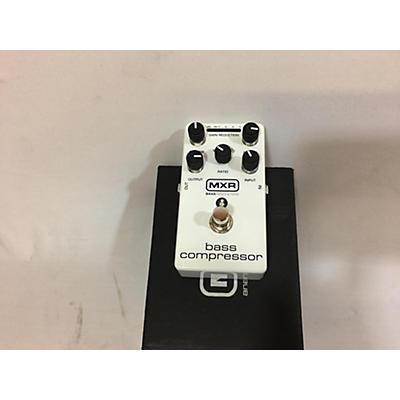 MXR 2020 M87 Bass Compressor Bass Effect Pedal