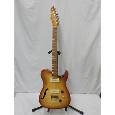 Chapman 2020 ML3 Pro Traditional Semi Hollowbody Hollow Body Electric Guitar