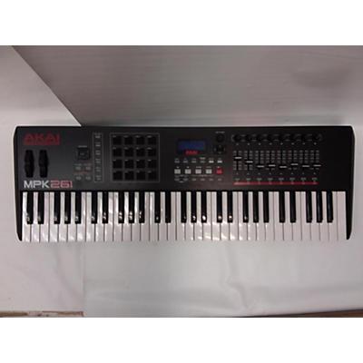 Akai Professional 2020 MPK261 61 Key MIDI Controller