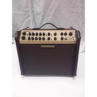 Fishman 2020 PROLBX600 Loudbox Artist 120W Acoustic Guitar Combo Amp