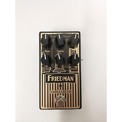 Friedman 2020 Smallbox Effect Pedal