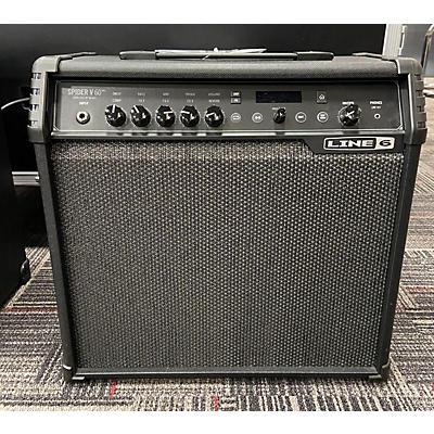 Line 6 2020 Spider V 60 1x10 Guitar Combo Amp