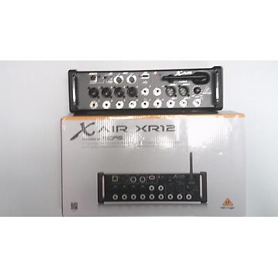 Behringer 2020 XR12 Digital Mixer