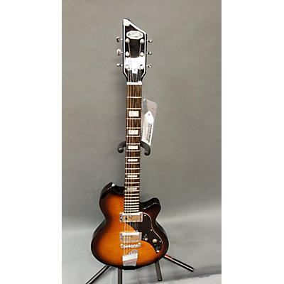 Supro 2020TS Solid Body Electric Guitar