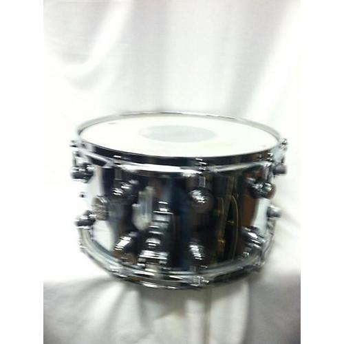 DW 2020s 14X9 Performance Series Steel Snare Drum Steele 110