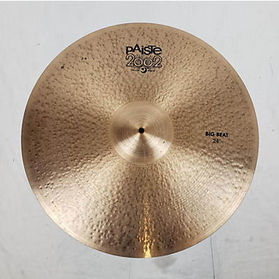 Paiste 2020s 24in 2002 Big Beat Cymbal