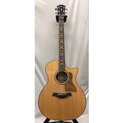 Taylor 2020s 814CE V-Class Acoustic Guitar